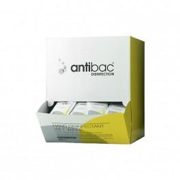 Antibac hånddesinfektion vådservietter 85%, 250 stk