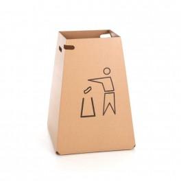 DropBucket affaldsstativ fremstillet af pap, til 100 liter sæk, uden bund, 10 stk.