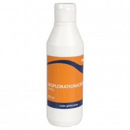 Intim glidecreme og eksplorationscreme, Medic, 250 ml, med klaplåg