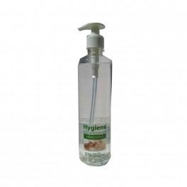 Hygiene Desinficerende håndsprit med glycerin, 500 ml flaske til påfyldning