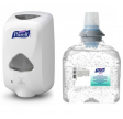 Purell kit: 1 stk. berøringsfri TFX dispenser + TFX refill med hånddesinfektionsgel