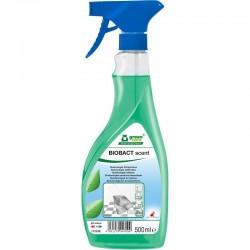 Lugtfjerner Green Care Professional BIOBACT Scent, med farve og parfume, klar-til-brug, 500 ml. sprayflaske