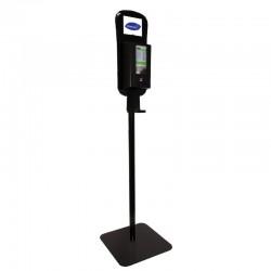 Stander til Diversey IntelliCare berøringsfri dispenser, sort stål
