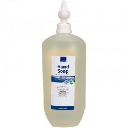 Håndsæbe, Abena, 1000 ml, uden farve og parfume