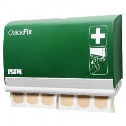QuickFix Water Resistant, plasterdispenser inklusive 2 x 45 stk. plastre.
