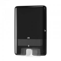 Tork H2 Xpress dispenser Multifold håndklædeark, sort.