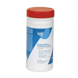 PAL TX BLÅ desinfektionsservietter med ethanol, 200 stk
