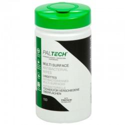 PALTECH Multi Surface, anti-bakterielle aftørringsklude, 100 stk.